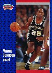 1991 FLEER #355 Vinnie Johnson - Standard