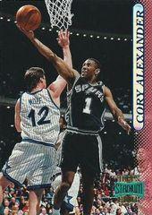 1996 Topps #53 Cory Alexander - Standard
