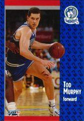 1991 FLEER #124 Tod Murphy - Standard
