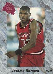 1991 Classic #213 Jerome Harmon - Standard