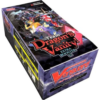 "Cardfight!! Vanguard Extra Booster Vol.12 ""Team Dragon's Vanity!"" VGE-V-EB12 by Bushiroad"