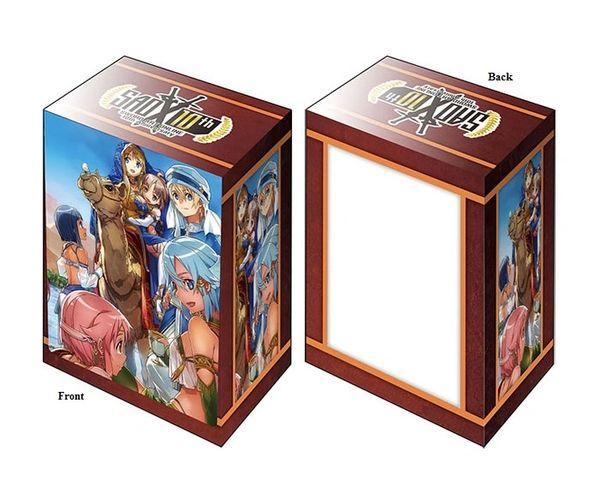 """Deck Holder Collection V2 """"Dengeki Bunko Sword Art Online (Sabaku no Utage) Part.3"""" Vol.1014 by Bushiroad"""