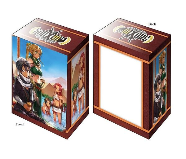 """Deck Holder Collection V2 """"Dengeki Bunko Sword Art Online (Sabaku no Utage) Part.2"""" Vol.1013 by Bushiroad"""