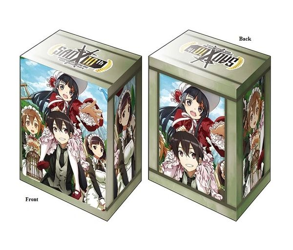 "Deck Holder Collection V2 ""Dengeki Bunko Sword Art Online (Hearty party) Part.2"" Vol.1010 by Bushiroad"