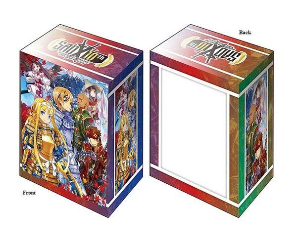 """Deck Holder Collection V2 """"Dengeki Bunko Sword Art Online (Higashi no Hate no Tougenkyou) Part.3"""" Vol.1008 by Bushiroad"""