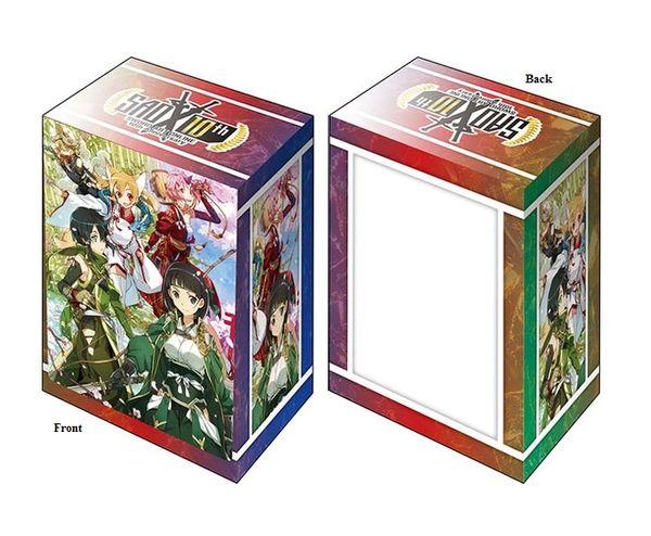 """Deck Holder Collection V2 """"Dengeki Bunko Sword Art Online (Higashi no Hate no Tougenkyou) Part.1"""" Vol.1006 by Bushiroad"""