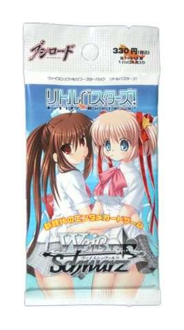 """Weiss Schwarz Japanese Pack """"Little Busters!"""" by Bushiroad"""