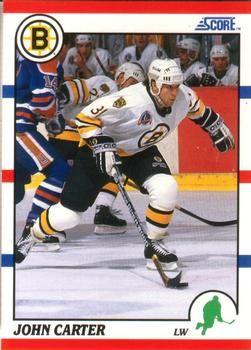 1990 Score American #283 John Carter - Standard