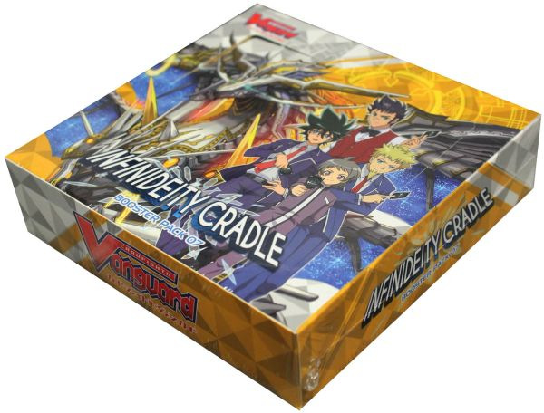"Cardfight!! Vanguard Booster Box Vol.07 ""Infinideity Cradle"" VGE-V-BT07 by Bushiroad"