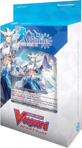 "Cardfight!! Vanguard Trial Deck 11 -Royal Paladin- ""Altmile"" VGE-V-TD11 by Bushiroad"