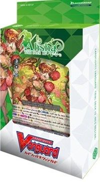 "Cardfight!! Vanguard Trial Deck 12 -Neo Nectar- ""Ahsha"" VGE-V-TD12 by Bushiroad"
