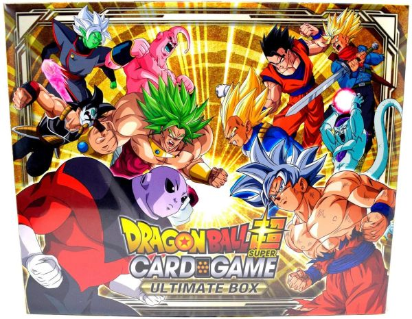 Dragon Ball Super Card Game Ultimate Box [DBS-BE03]