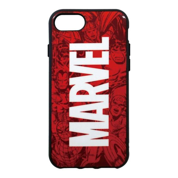 MV-100A MARVEL IIIIfit iPhone 8/7/6s/6 Case by gourmandise