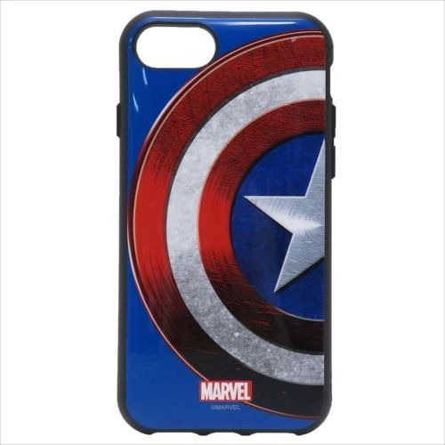 MV-100B MARVEL IIIIfit iPhone 8/7/6s/6 Case by gourmandise