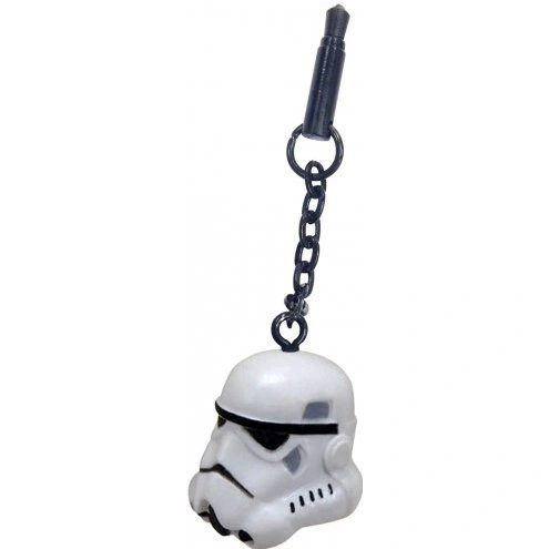 Star Wars Charm Charapin (Stormtrooper) by gourmandise