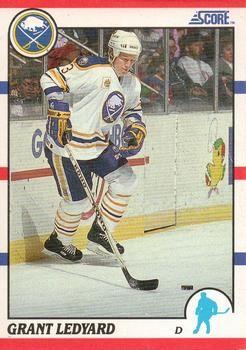 1990 Score American #233 Grant Ledyard - Standard