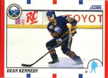 1990 Score American #299 Dean Kennedy - Standard