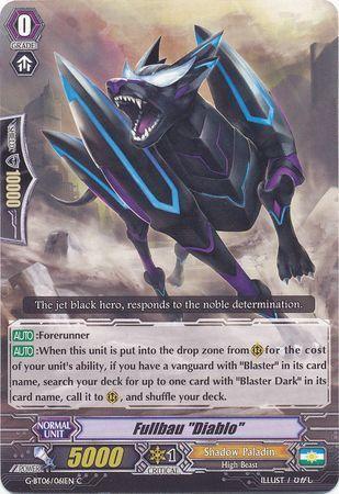 "G-BT06/061EN (C) Fullbau ""Diablo"""