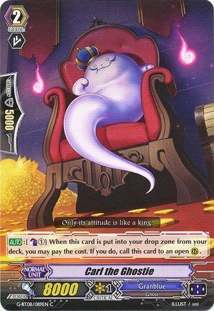G-BT08/089EN (C) Carl the Ghostie