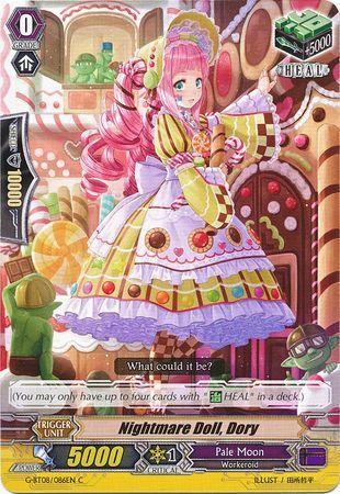 G-BT08/086EN (C) Nightmare Doll, Dory