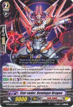 G-BT08/068EN (C) Star-vader, Gemingar Dragon
