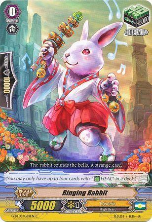 G-BT08/064EN (C) Ringing Rabbit