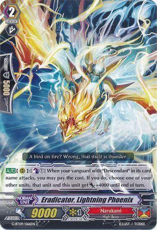 G-BT09/066EN (C) Eradicator, Lightning Phoenix