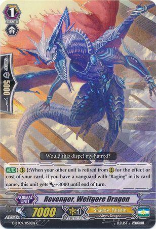 G-BT09/058EN (C) Revenger, Weitgore Dragon