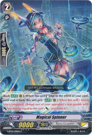 G-BT10/091EN (C) Magical Spinner