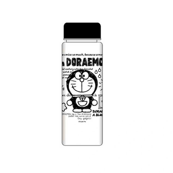 I'm Doraemon Water Bottle (Logo) by Kcompany