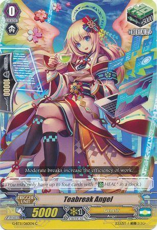 G-BT11/060EN (C) Teabreak Angel