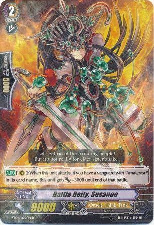 BT09/029EN (R) Battle Deity, Susanoo