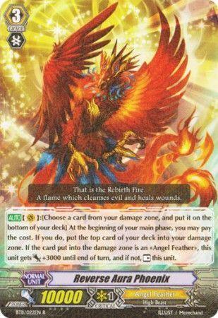 BT11/022EN (R) Reverse Aura Phoenix