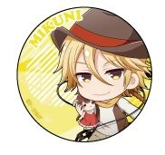 """Can Badge Collection """"Servamp Movie: Alice in the Garden (Mikuni)"""" by Impact Jam"""