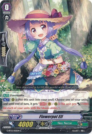 G-BT12/102EN (C) Flowerpot Elf