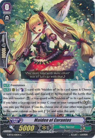 G-BT12/101EN (C) Maiden of Corantos
