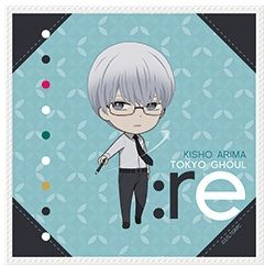 "Mini Towel Collection ""Tokyo Ghoul:re (Kisho Arima)"" by azumaker"