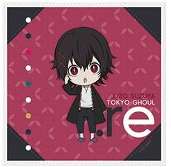"Mini Towel Collection ""Tokyo Ghoul:re (Juzo Suzuya)"" by azumaker"