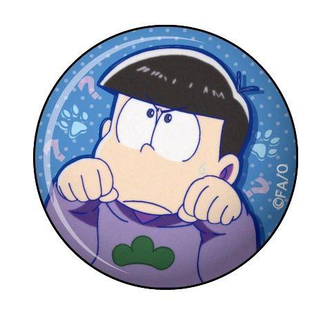 "Can Clip Badge Vol.3 ""Osomatsu-san (Ichimatsu Incident)"" by Twinkle"