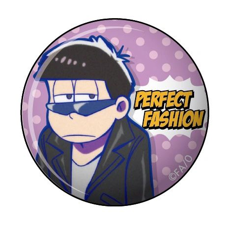 "Can Clip Badge Vol.3 ""Osomatsu-san (Perfect Fashion)"" by Twinkle"