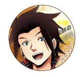 """Can Badge Collection """"World Trigger (Arashiyama Jun)"""" by Ensky"""