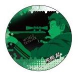 """Can Badge Collection """"World Trigger (Satori Ken)"""" by Ensky"""