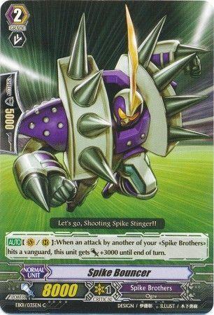 EB01/035EN (C) Spike Bouncer