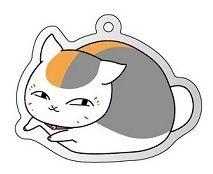 """Nyanko-sensei Metal Charm Strap Vol.2 """"Natsume Yuujinchou (A)"""" by XEBEC"""