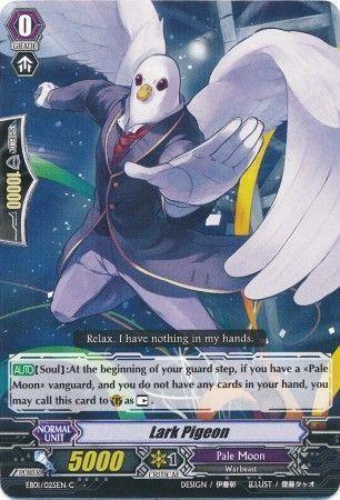 EB01/025EN (C) Lark Pigeon