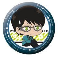 "Fortune Badge ""World Trigger (Mikumo Osamu)"" by Megahouse"