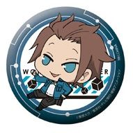 """Fortune Badge """"World Trigger (Jin Yuuichi)"""" by Megahouse"""