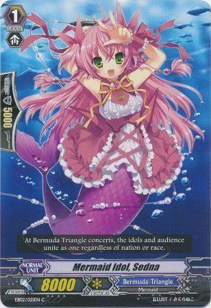 EB02/021EN (C) Mermaid Idol, Sedna