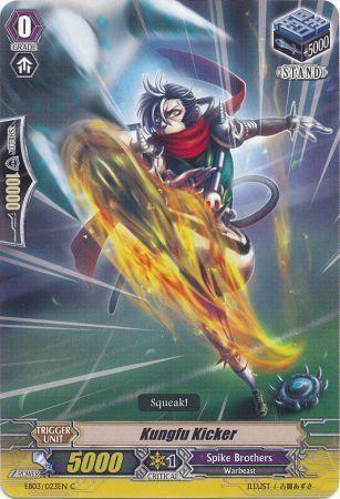 EB03/023EN (C) Kungfu Kicker
