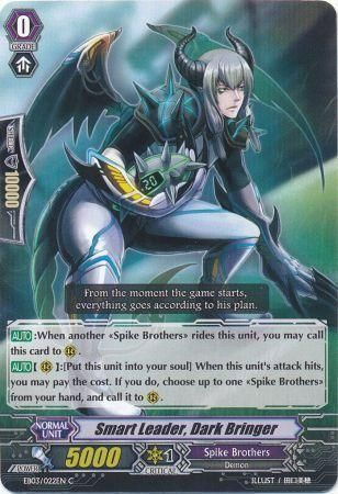 EB03/022EN (C) Smart Leader, Dark Bringer